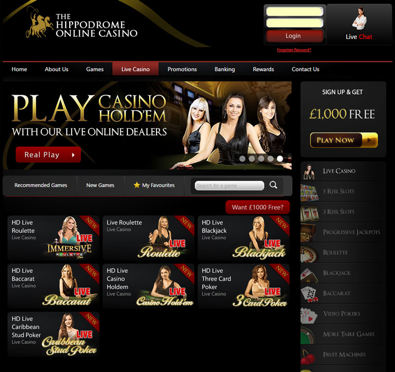 live blackjack online review