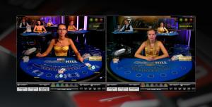 William Hill live blackjack - Evolution Multi Screen