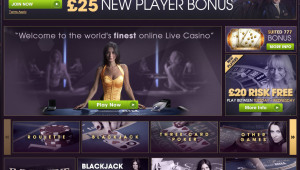 William Hill Live Blackjack Casino